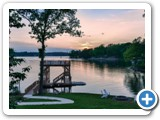 Outside Luxury On The Lake by Lake Norman Luxury Rentals